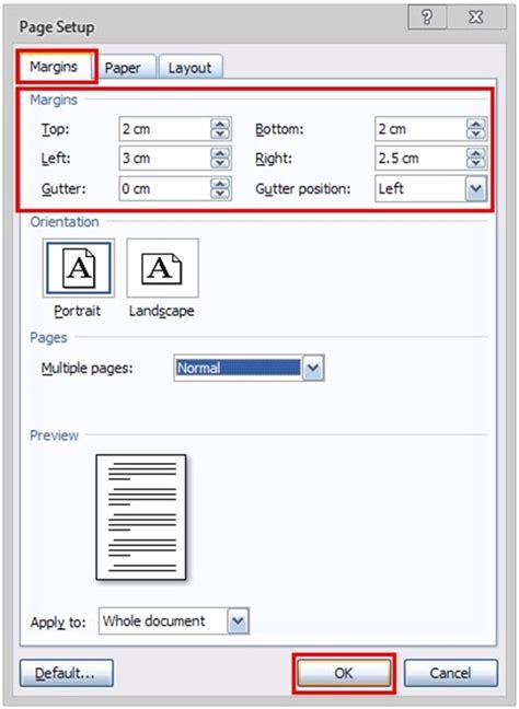 layout surat resmi format ketikkan untuk surat lamaran pekerjaan kijimuna
