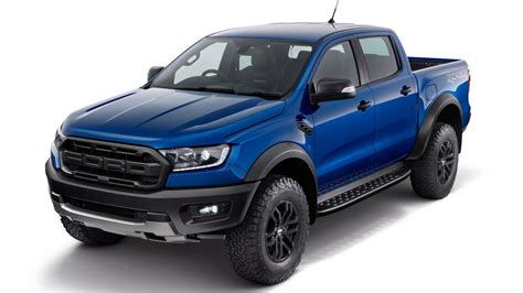 2019 Ford Ranger by 2019 Ford Ranger Raptor Revealed With Diesel Engine