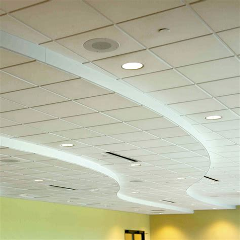 Acoustic Ceiling Options Sonex 174 Contour Ceiling Tile Acoustical Solutions