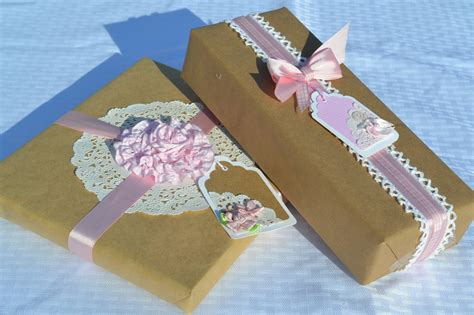 ways to wrap baby gifts corner of plaid and paisley gift wrapping posts