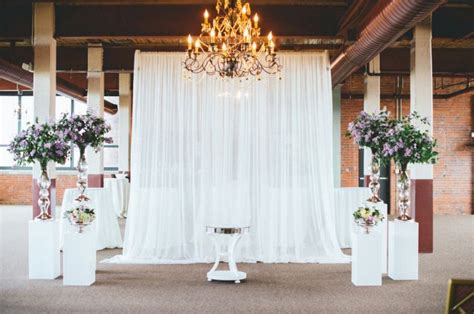 design your own wedding backdrop 37 gorgeous ideas for ceremony backdrops