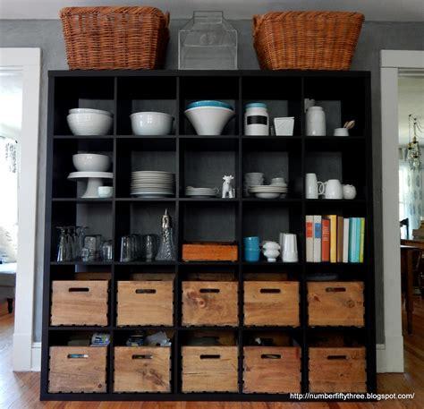 ikea kitchen storage ideas number fifty three ikea kallax as kitchen storage