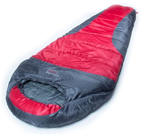 comfort rating sleeping bag rovor couzy 0 degree mummy sleeping bags with included