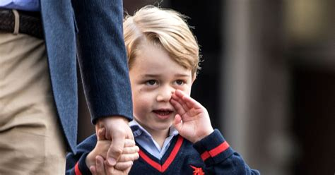 prince william last name the last name prince george will be known by at school