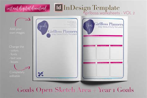 day planner template indesign daily planner pretty fabulous designs blog