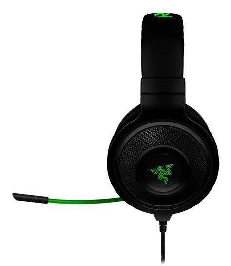 Headphone Razer Kraken Pro headset razer kraken pro black eventus sistemi