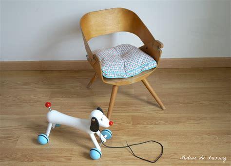 chaise pot bébé chambre vintage bebe
