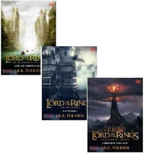 Buku Novel Paket Trilogi 1q84 Jilid 1 Jilid 2 Haruki Murakami bukukita paket the lord of the rings jilid 1 3
