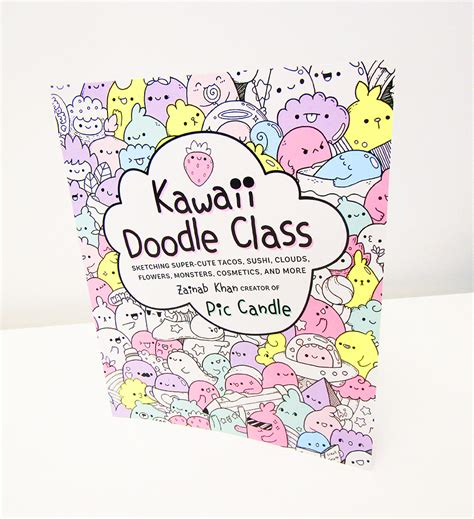 doodle to play in class review of kawaii doodle class book by zainab khan