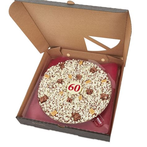 personalised chocolate pizza gifts from the gourmet