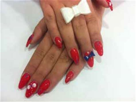 Model Pose Ongle by Ongle En Gel Modele En Pointe