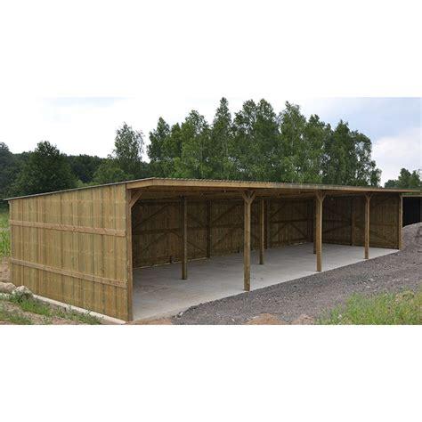 Hangar En Bois Prix by Prix Hangar Agricole Bois Abri B 226 Timent De Stockage Du