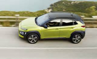 Hyundai Photos 2018 Hyundai Kona Revealed Photos And Australian Details