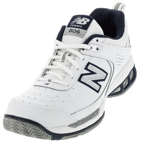 buy the new balance s mc806 b width tennis shoe white