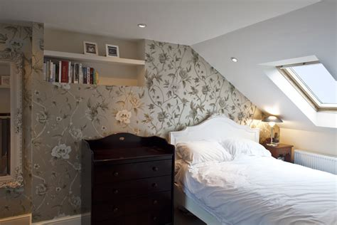 Loft Bedroom Ensuite Builders In Wandsworth Waltons Construction Ltd