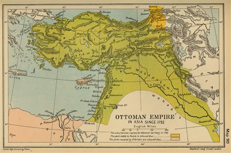 The Ottoman Empire Was Located In Ottoman Empire