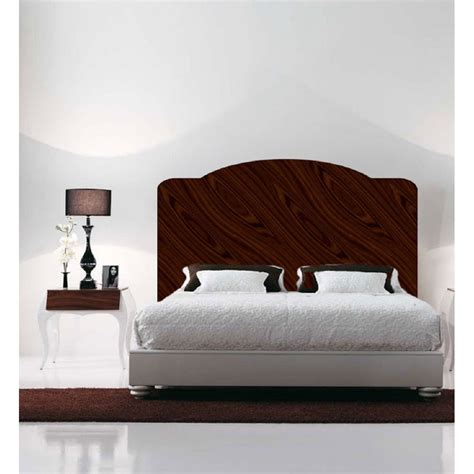 headboard decal mahogany headboard decal mural bedroom decals primedecals