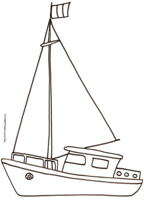 dessin d un bateau à voile coloriage voilier dessin 5 t 234 te 224 modeler