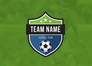 Team Logo Templates by Free Football Club Football Team Logo Vector Template