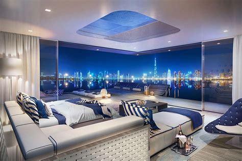 Homes Interior Designs by Alleen In Dubai Drijvende Villa Met Onderwater Slaapkamer