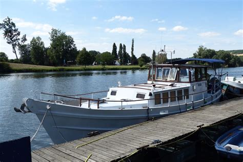 house boat france 1992 motor cruiser 41ft power boat for sale www yachtworld com
