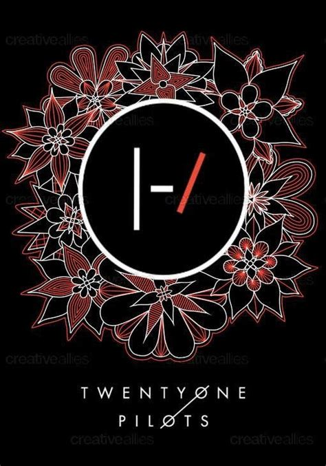 twenty one pilots pattern frame flag 25 best twenty one pilots logo ideas on pinterest