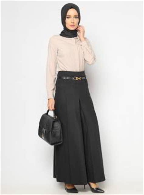 Celana Kulot Wanita Nyaman Panjang model celana kulot katun panjang dan pendek casual terbaru