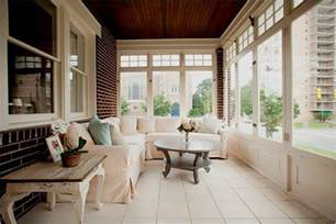 enclosed front porch home decor ideas