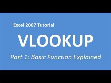 vlookup tutorial youtube in hindi how to use hlookup in excel 2007 youtube microsoft excel
