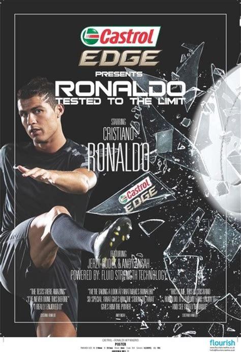 film dokumenter cristiano ronaldo download cristiano ronaldo tested to the limit 2011 plakaty