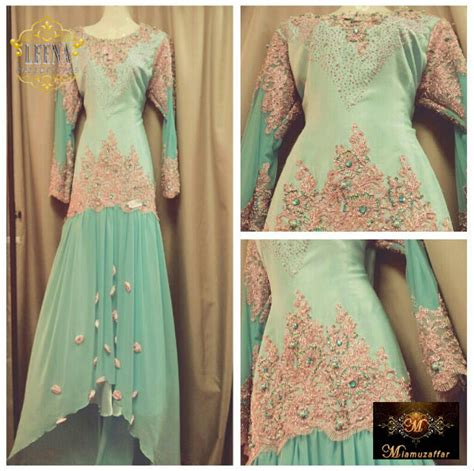 design baju gaun cantik baju pengantin 2015 cantik songket muslimah