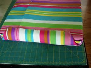 No Sew Patio Cushions by How To Make A No Sew Cushion Cover In My Own Style