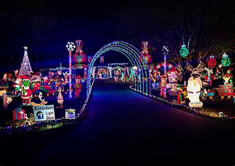 14 Best Light Displays In Mississippi 2016