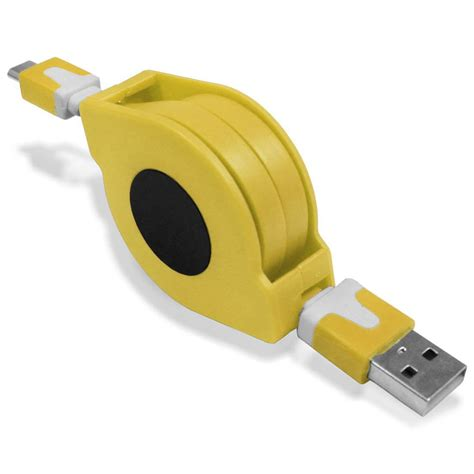 retractable phone cord wholesale 100x 1m retractable micro usb charger sync data cable cord phone ebay