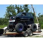 Suzuki Sidekick Monster Truck  Zooki Trux Pinterest