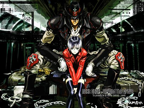 gungrave wallpaper zerochan anime image board