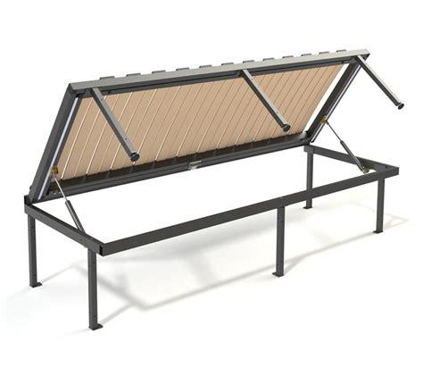 Caravan Bed Frames Caravan Bed Frames 28 Images Caravan Bed Frame Aluminium Split Dusk Brown Caravan Sleigh