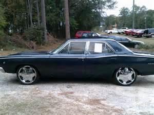 sell used 1968 dodge coronet 440 sedan 4 door 6 3l in