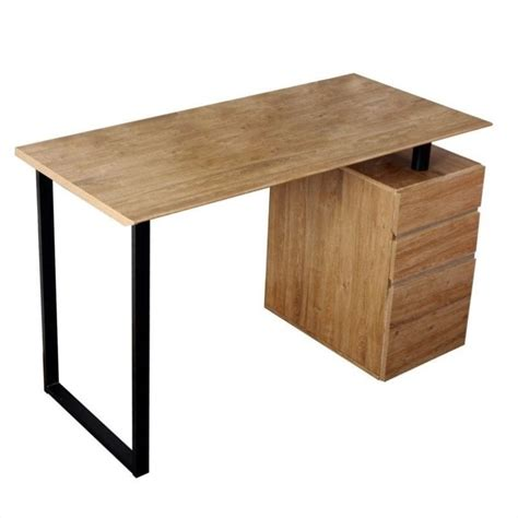 Modern Desk With Storage Techni Mobili W Storage File Cabinet Pine Computer Desk Ebay