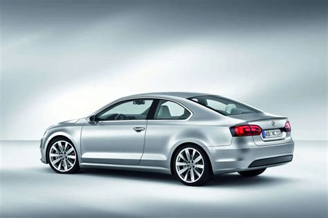 volkswagen coupe volkswagen new compact coupe concept revealed details and