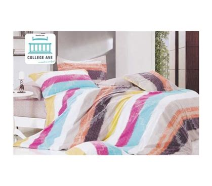 dormco bedding twin xl comforter set college ave dorm bedding sleeping