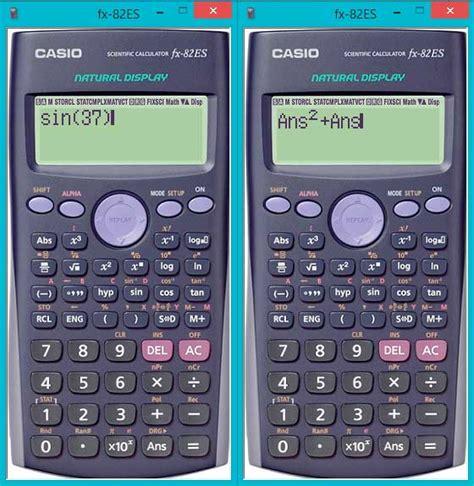Casio Calculator Fx 570 Es Plus emulador calculadora casio fx 570 es plus
