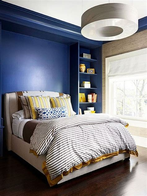 indigo blue bedroom 32 incredibly cozy bedrooms from bhg messagenote