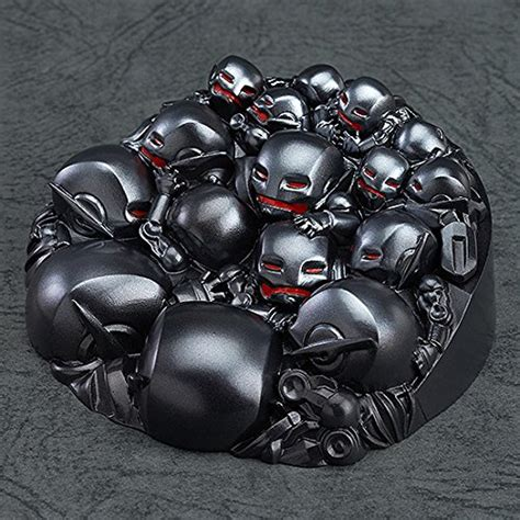 Nendoroid 543 Ironman 43 nendoroid iron 43 s edition ultron