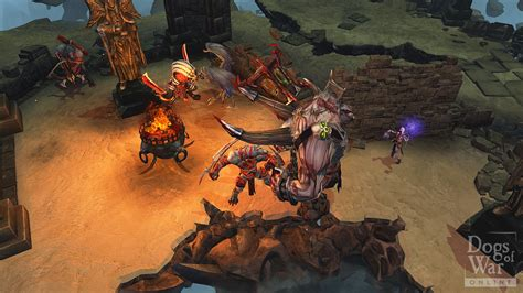 dogs of war cyanide reveals dogs of war screenshots released mmobomb