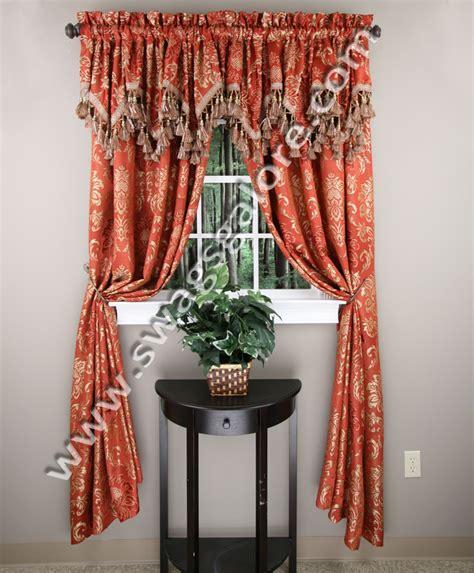 luxury home textiles curtains tiffany jacquard panel burgundy luxury home textiles