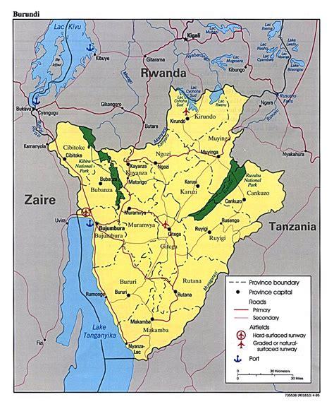 burundi world map maps of burundi map library maps of the world