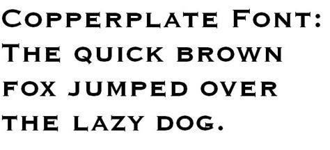 Font Letter Sle Sentences Copperplate Font Snapdragons The Alphabet