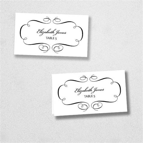Place Cards Template Photoshop by 25 Best Ideas About Place Card Template On