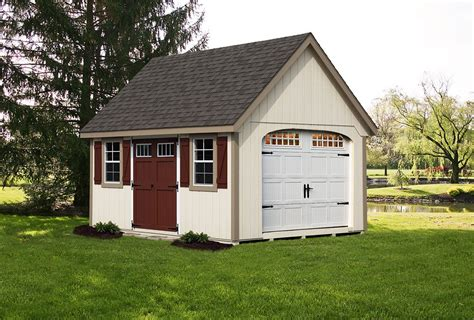 Fancy Storage Sheds